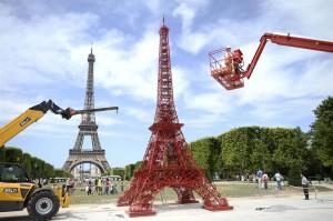 Fermob Eiffel Tower 125 Years