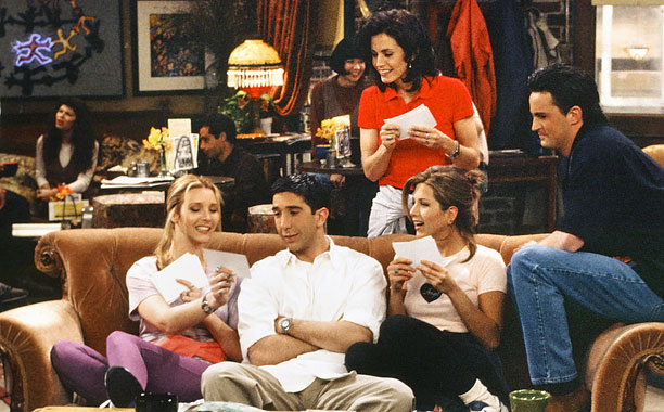 Friends' Central Perk to open in New York for the 20th anniversary