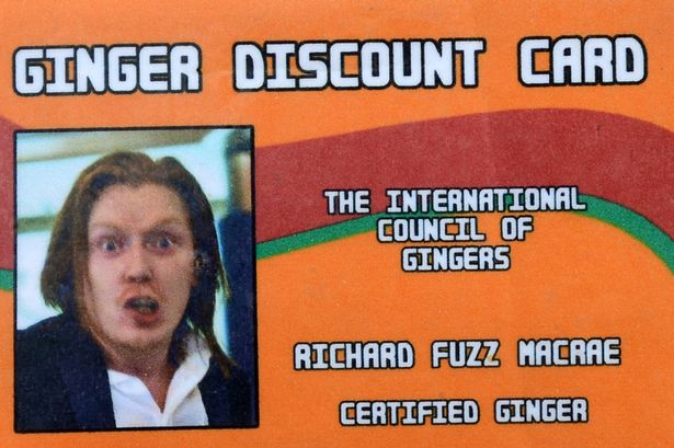 Ginger Richard-Macrae