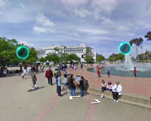 Sound of Street View