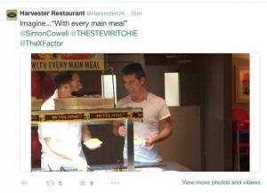 Harvester Restaurant (@HarvesterUK) | Twitter 2014-10-28 09-26-19