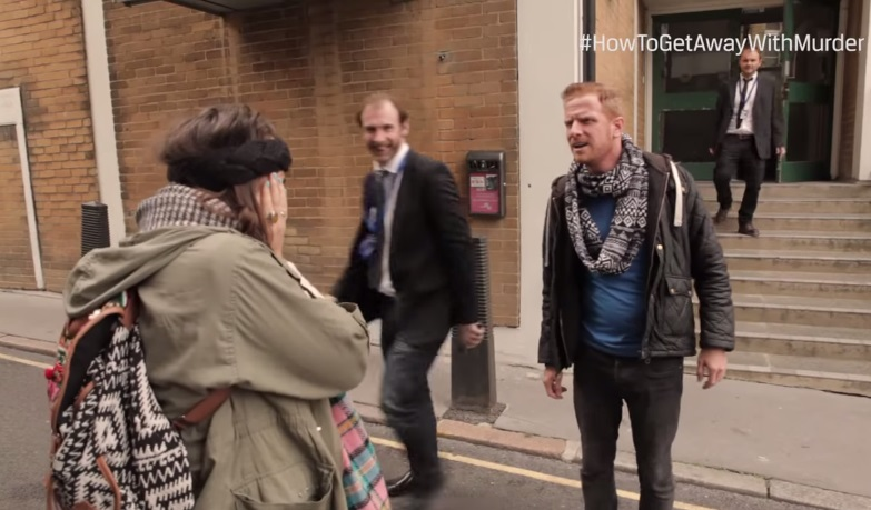 Hidden camera PR stunt shows public lying to police to protect friends