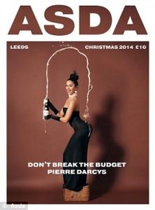 Asda jumps on the 'Break The Internet' bum-wagon