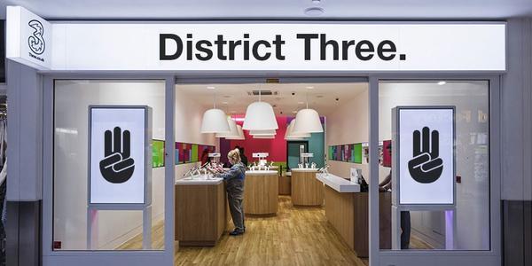 District 3 Three