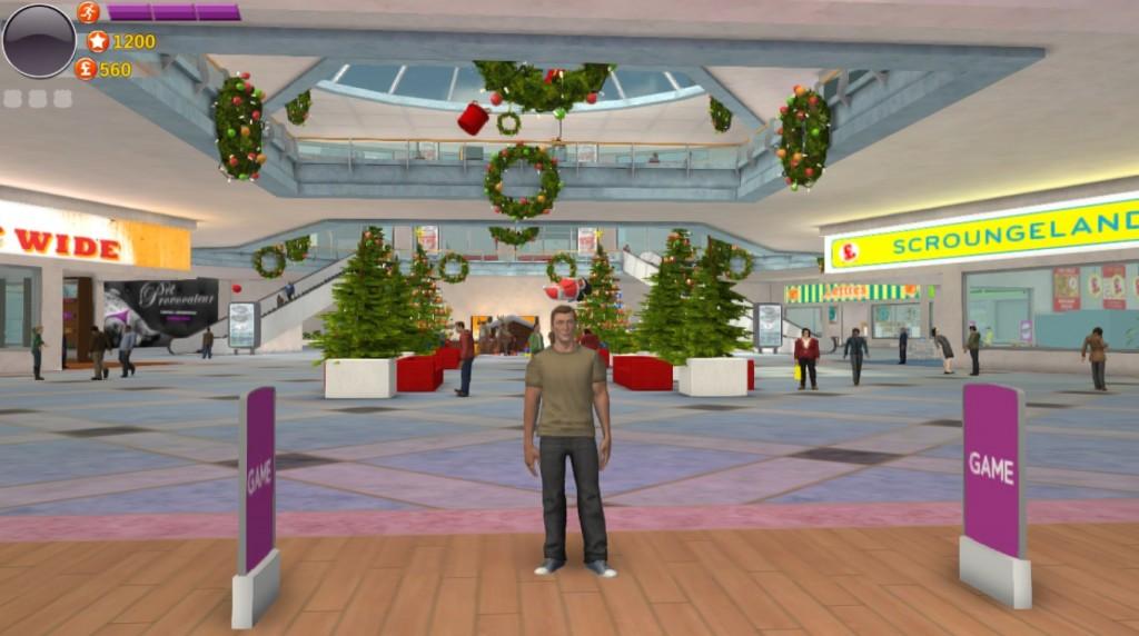 Game Christmas Shopper Simulator
