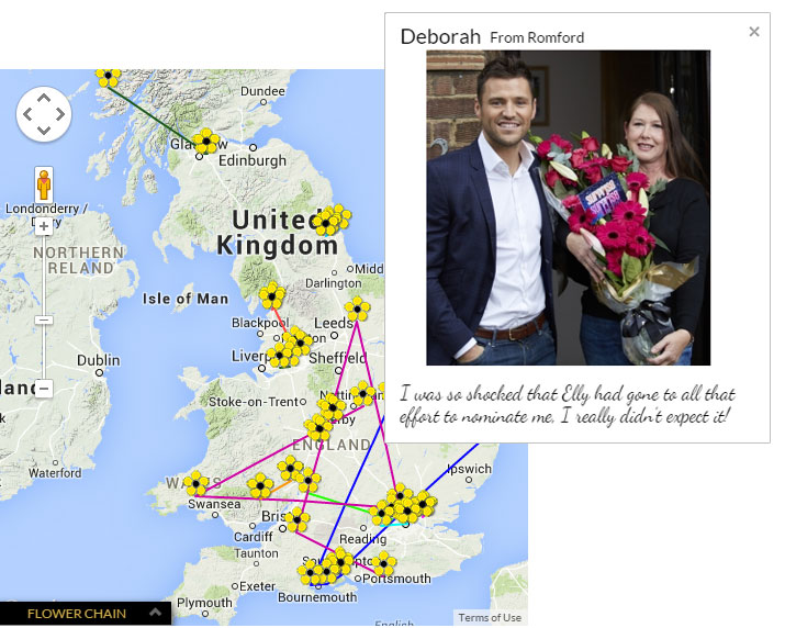 Interflora invite the public to send surprise flowers to a special someone – for free