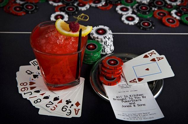 All-In Kitchen Pokerstars 2