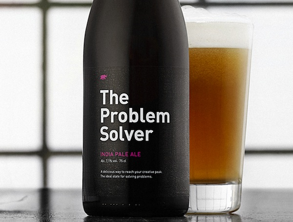 "Reach your creative peak with ""The Problem Solver"""