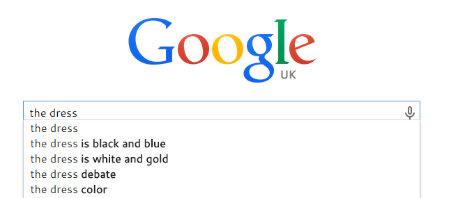 Brands ride wave of #thedress phenomenon