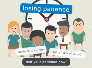 Interparcel Patience