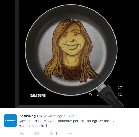 Twitter Pancakes