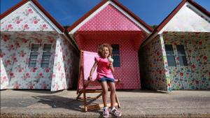 PR example cath kidston beach hut 1