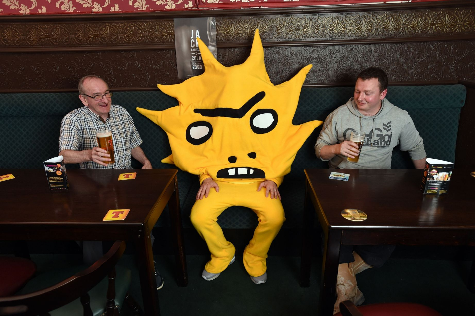 Kingsley: Partick Thistle's ray of sunshine