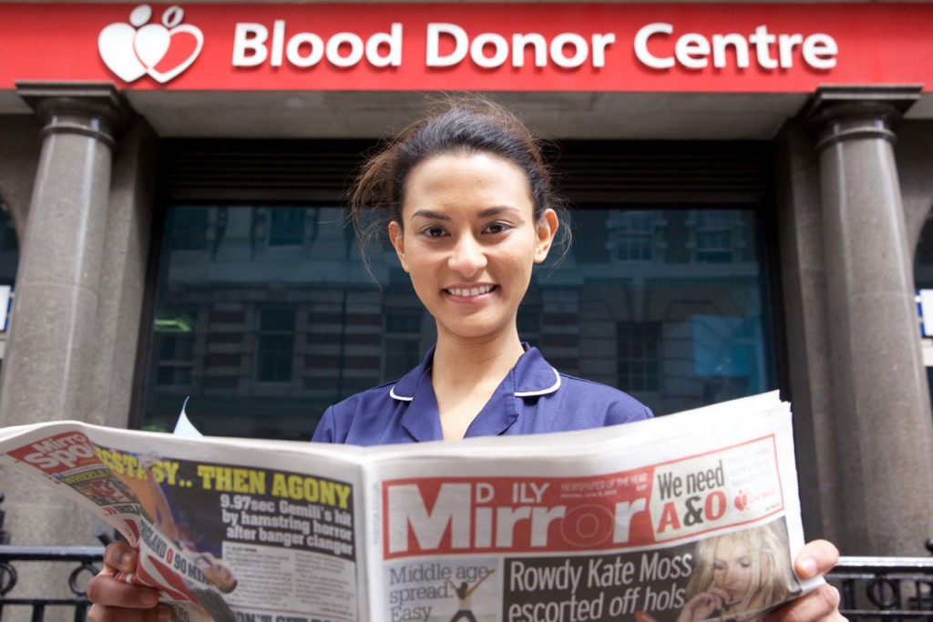 nhs-missing-type-campaign-blood-donation-daily-mirror-goodhousekeepinguk