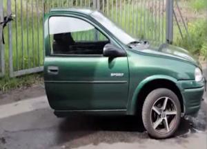 revenge car