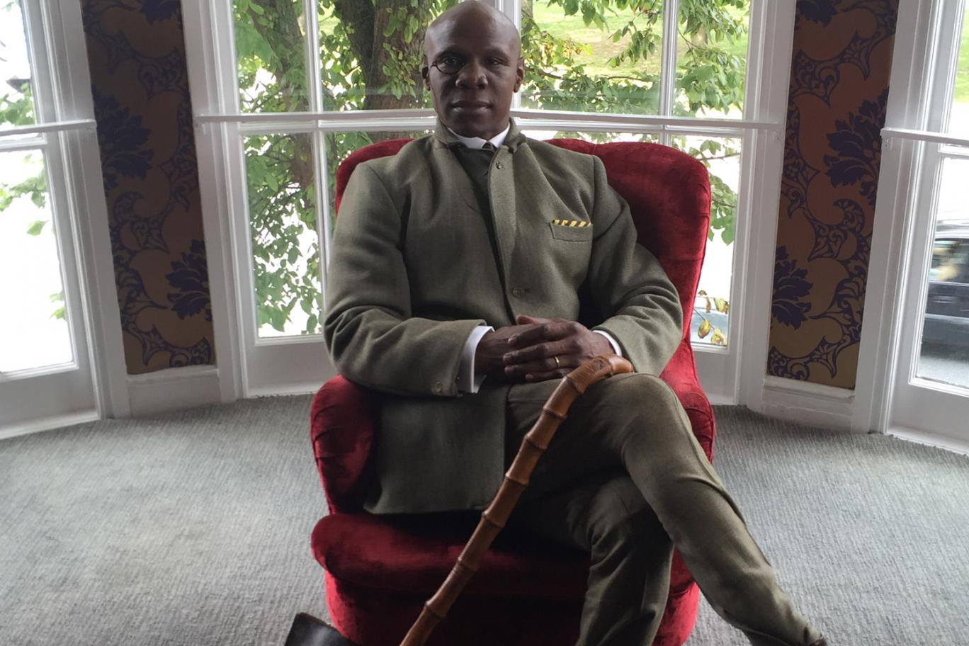 'Youth Hostelling with Chris Eubank' now a reality in world's most niche PR campaign