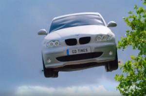 Is it a bird? Is it a plane? No…its a flying car
