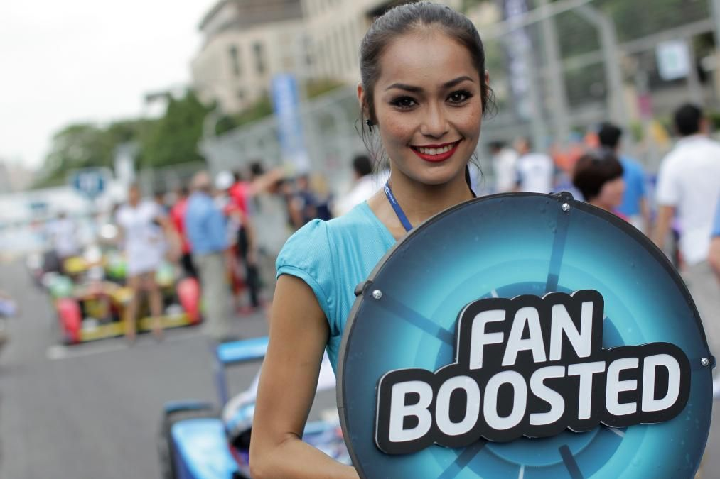 Formula E lets fans vote to give racers an energy boost