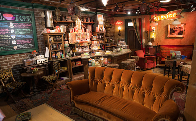 I'll be there for you…Friends' Central Perk Cafe is Coming