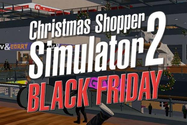 Game look to build on social success of last years Christmas Shopping Simulator
