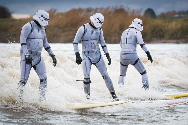 Tourist board's Star Wars stunt isn't such a bore