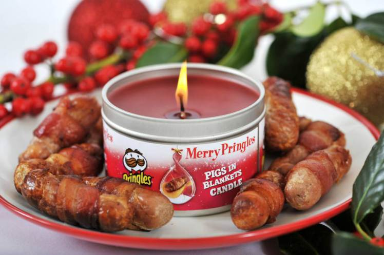 pringles scented candle