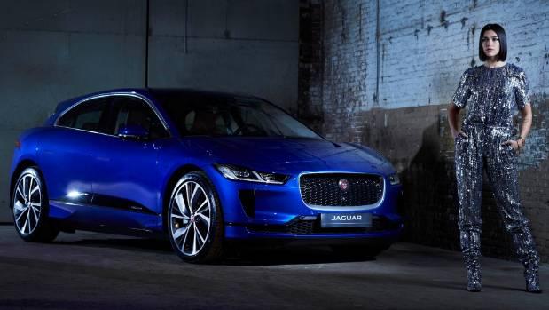 Dua Lipa collaborates with Jaguar to create an exclusive