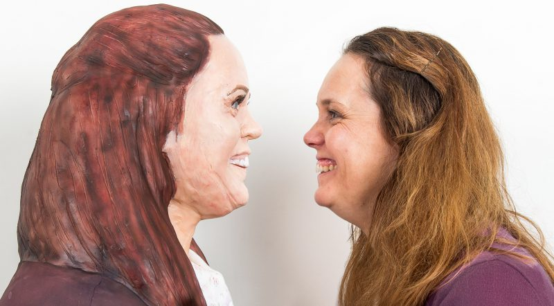 The sweetest competition? Baking Fan wins cake of her face | PR Examples