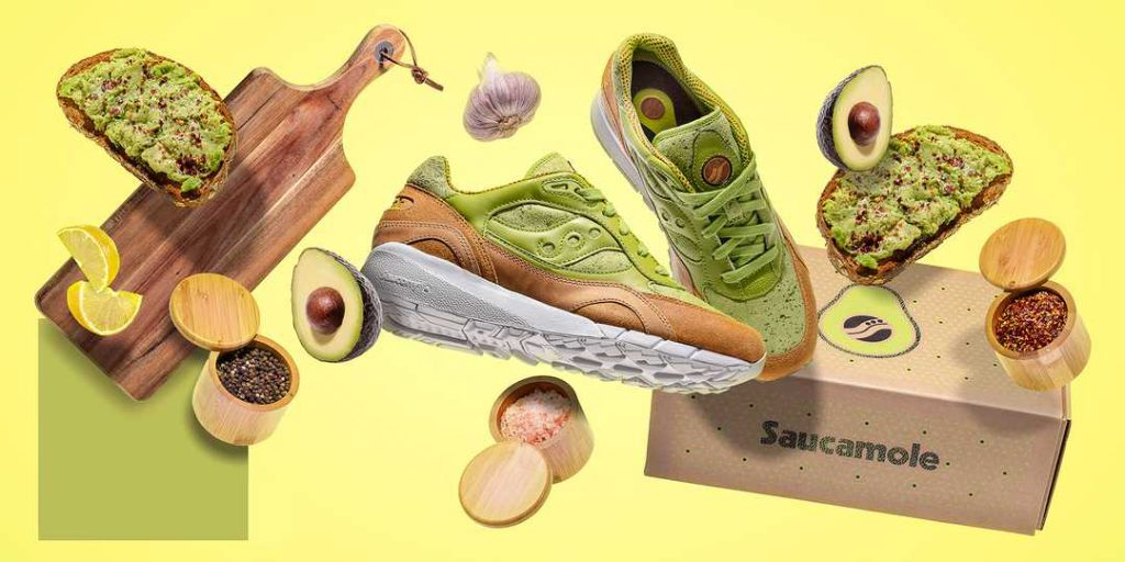 An American sneaker brand is flogging