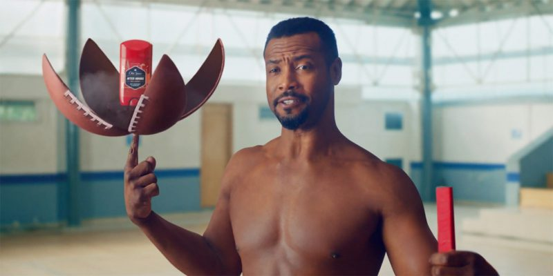 Uncool Halloween 2020 Old Spice Guy' Returns 10 Years Later As 'Uncool' Dad | Famous